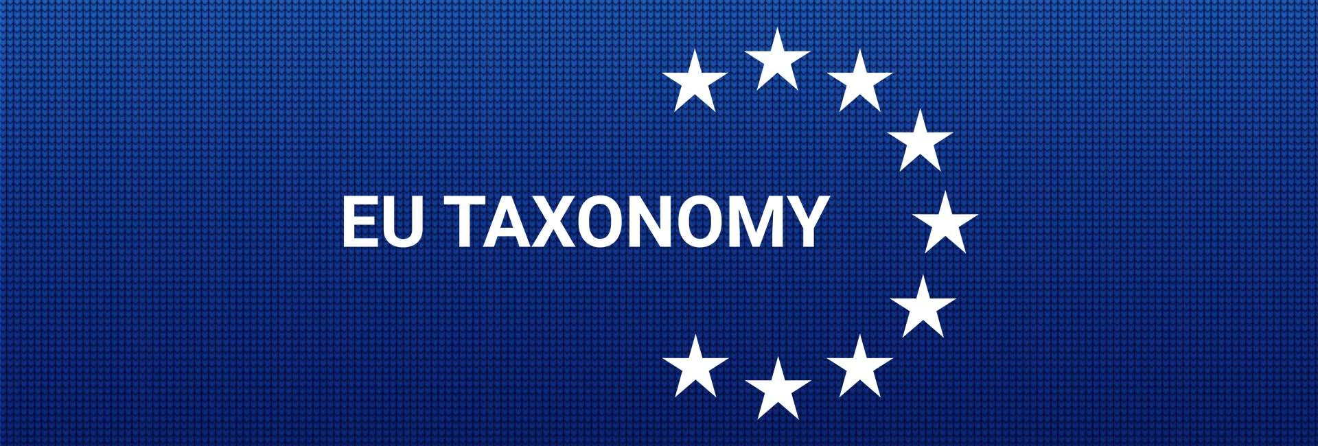 EU Taxonomy assessement